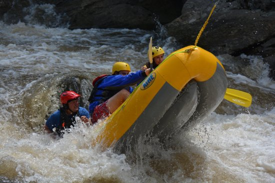 Friendsville, MD: Upper Yough with Jamie/Precision Rafting