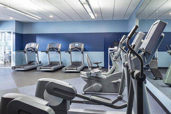 Schiller Park, IL: Fitness Center