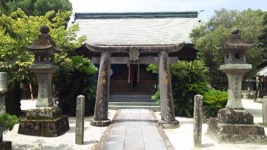 Goryu Shrine