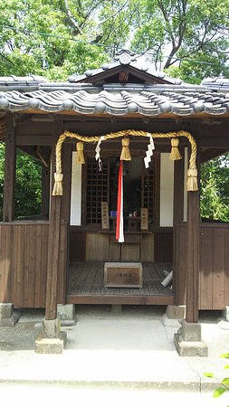 Goryu Shrine