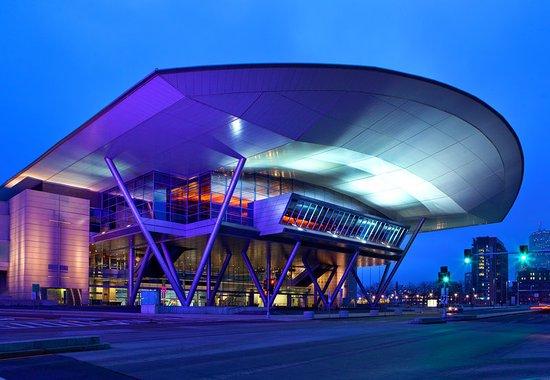 The Westin Boston Waterfront: Boston Convention & Exhibition Center