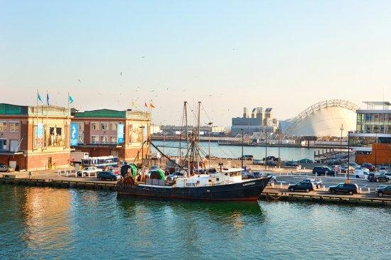 The Westin Boston Waterfront: Harbor