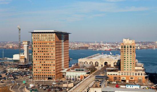 The Westin Boston Waterfront: Boston's Seaport District