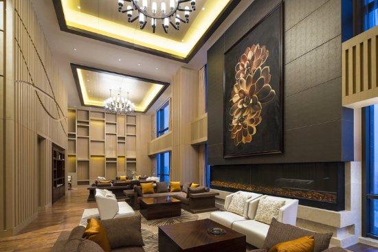 Changde, China: Sheraton Club