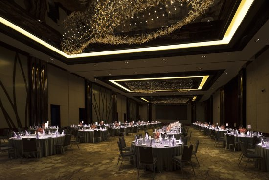 Changde, China: Grand Ballroom - Gala Dinner