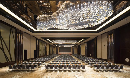 Changde, China: Grand Ballroom - Classroom