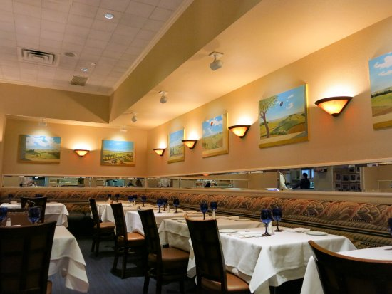Fresco by Scotto: A place to see and be seen