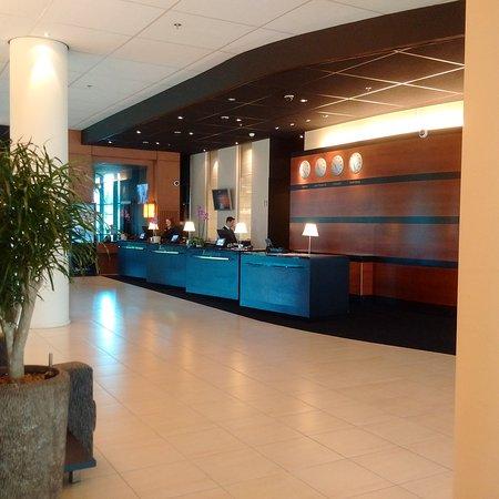 Radisson Blu Hotel Amsterdam Airport Görüntüsü