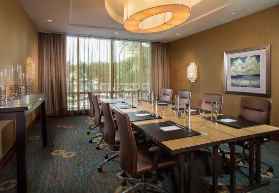 Courtyard Fort Lauderdale Beach: Boardroom