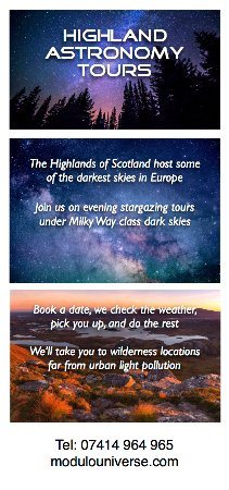 Highland Astronomy Tours