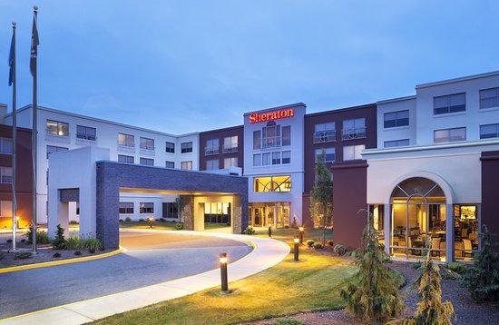 Rocky Hill, Коннектикут: Hotel Exterior