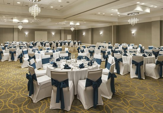 Rocky Hill, Коннектикут: Ballroom