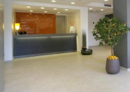 Hotel Aniene : Hall