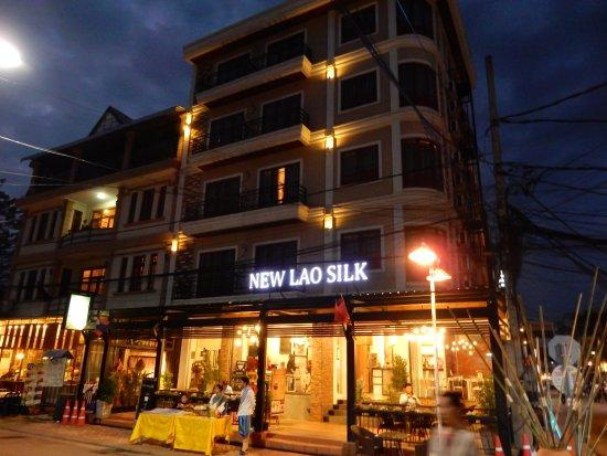 Фотография New Lao Silk Hotel