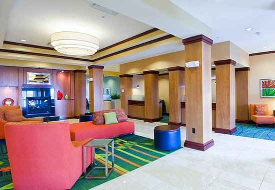 Westerville, OH: Lobby
