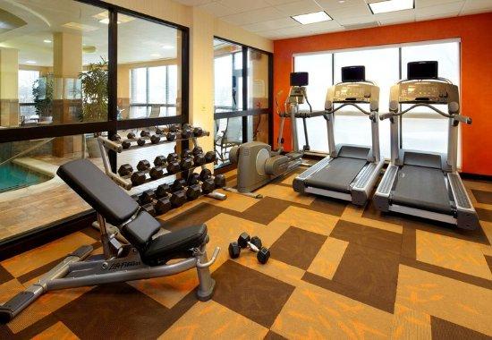 Courtyard Dayton-University of Dayton : Fitness Center