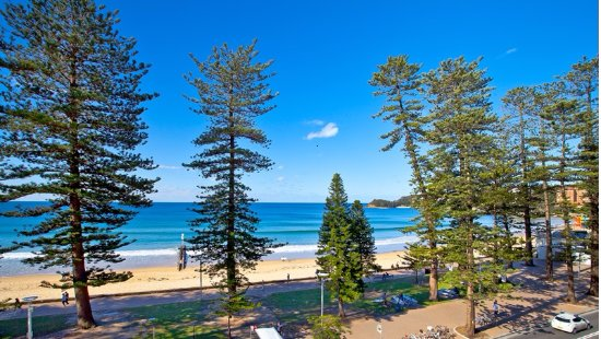 View from Apartment balcony - Picture of Manly Paradise ...