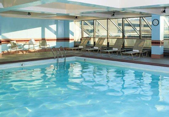 Charleston, Wirginia Zachodnia: Indoor Pool