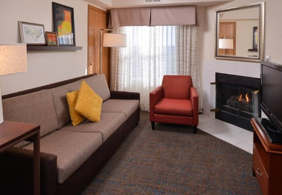 Troy, OH: Two-Bedroom Suite - Living Area