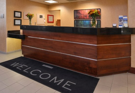 Troy, OH: Front Desk