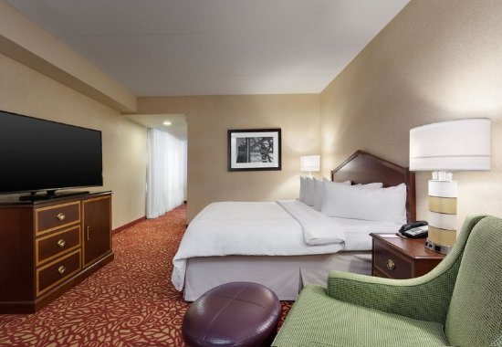 Warrensville Heights, OH: Executive King Guest Room