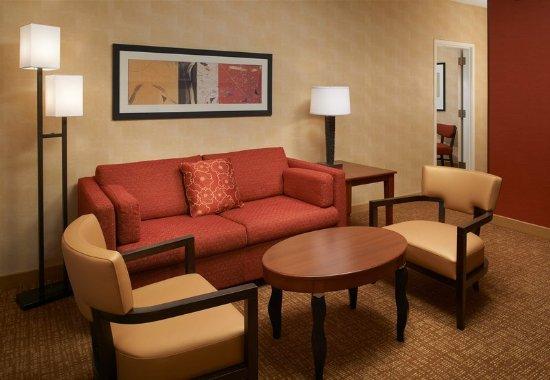 Lincolnshire, IL: Suite Seating Area