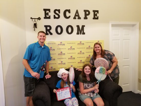 Adventure Escape Room Hershey