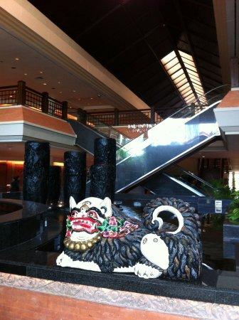 Bali International Convention Centre: Sentuhan khas Bali