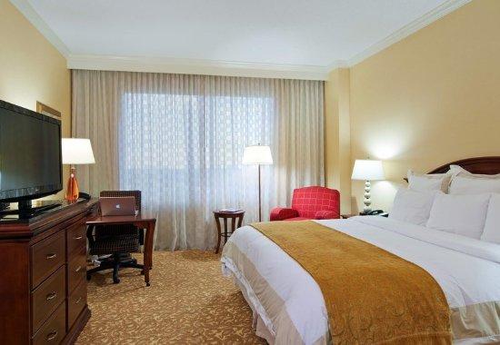 Pontiac, MI: King Guest Room