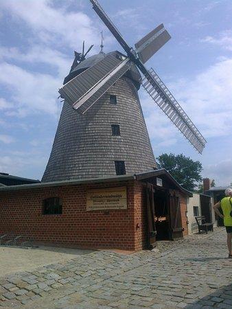Holländer-Windmühle Straupitz