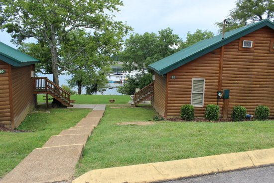 Hermitage, TN: Lakeside Cabins