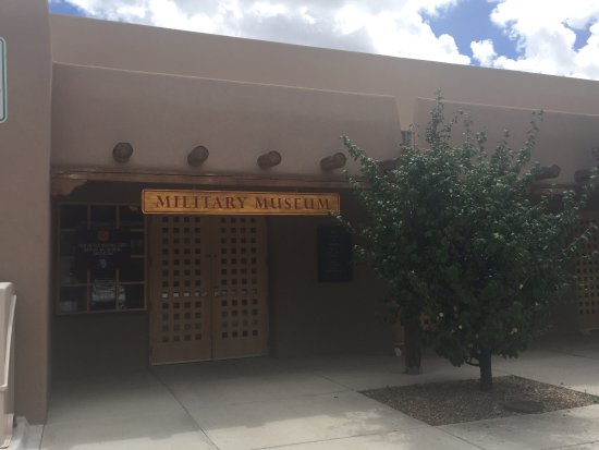 New Mexico National Guard Museum: Entrance