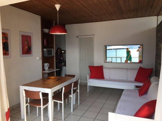 Pognana Lario, Italy: il soggiorno