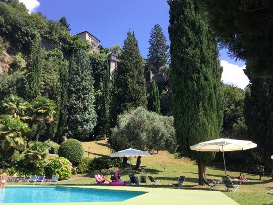Pognana Lario, Italy: il parco sul lago