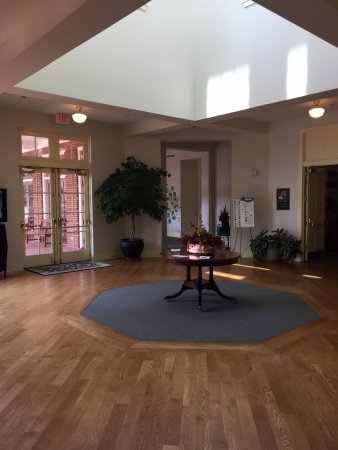 International Storytelling Center: The lobby