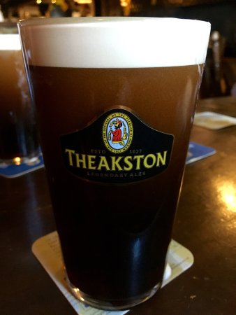Kirkbymoorside, UK: Best Pint you will taste