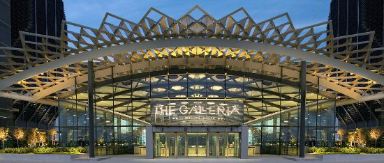 The Galleria Al Maryah Island