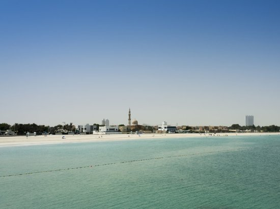 Sheraton Dubai Mall of the Emirates Hotel: Jumeirah Beach