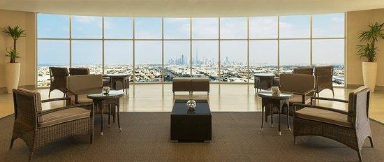 Sheraton Dubai Mall of the Emirates Hotel: Spa Lounge