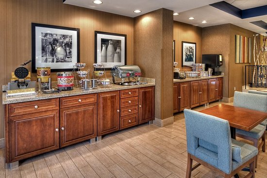 Greensburg, PA: Breakfast Buffet