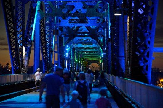 Jeffersonville, IN: Big Four Bridge