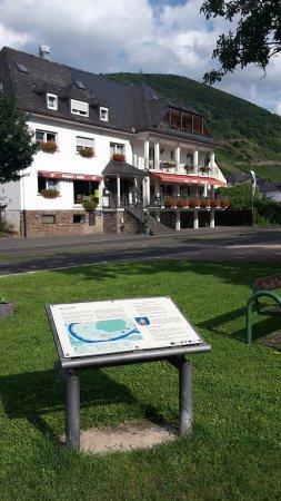 Mesenich, เยอรมนี: Moselgasthof Andries