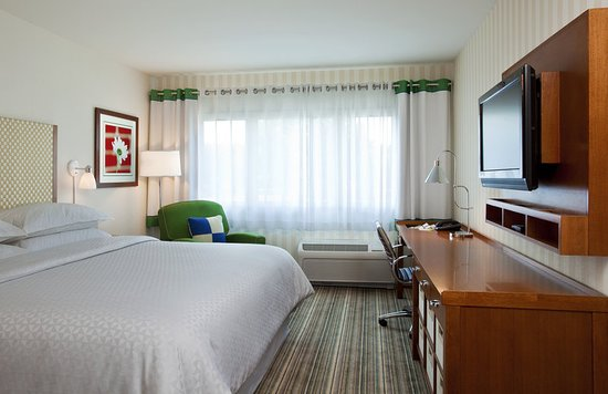 Four Points by Sheraton Columbus Ohio Airport: Guest Room