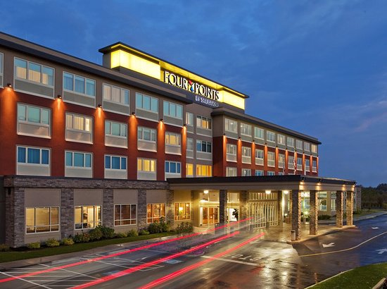 Four Points by Sheraton Columbus Ohio Airport: Exterior