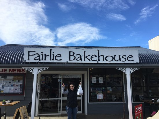Fairlie, Nueva Zelanda: photo0.jpg