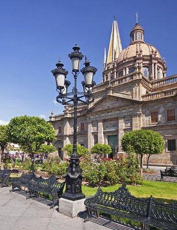 The Westin Guadalajara: The Guadalajara Cathedral