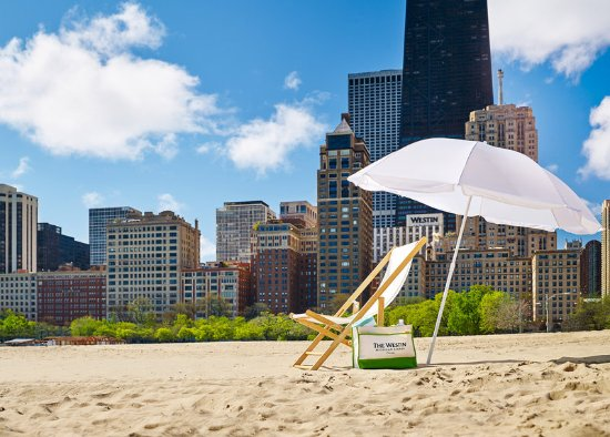 The Westin Michigan Avenue Chicago: Oak Street Beach