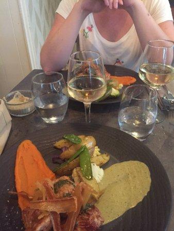 Restaurant petit ogre dans lyon avec cuisine am rique for Petite cuisine restaurant