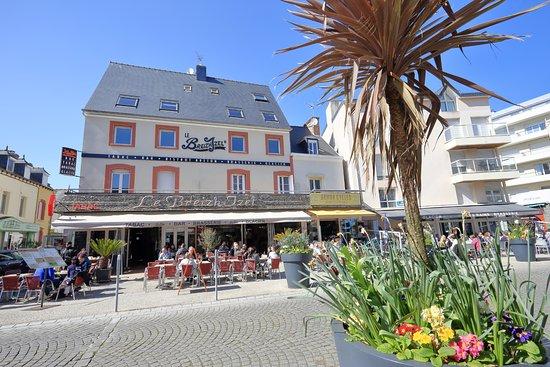 Tripadvisor Restaurant Pleneuf Val Andre