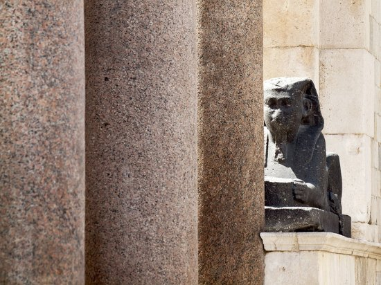 Le Meridien Lav Split: Local area – Diocletian's palace roman sphinx